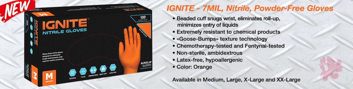 Ignite Gloves